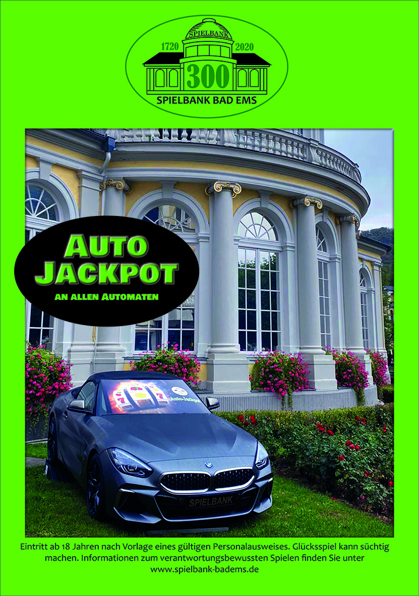 Auto-Jackpot